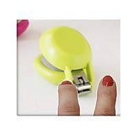 Bấm móng tay con rùa cao cấp Nhật Bản trẻ em cũng có thể sử dụng được với sự hướng dẫn của người lớn thumbnail