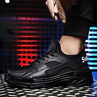 Giày Sneaker Nam Thể Thao Đế Cao Phong Cách trẻ trung thumbnail