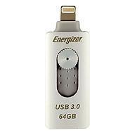 USB Energizer 64GB Lightning OTG Ultimate FOTL3U064R - Hàng Chính Hãng thumbnail