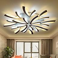Đèn ốp trần phòng khách GOLDSEEE BCA 3 màu ánh sáng có điều khiển thumbnail