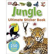 Ultimate Sticker Book Jungle thumbnail