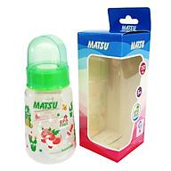 Bình Sữa MATSU Duy Tân 150ml không quai No.1204 - Giao Màu Ngẫu Nhiên thumbnail