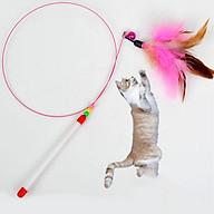 Đồ Chơi Cho Mèo Cần Câu Đùa Giỡn Với Mèo Đẹp Mắt thumbnail