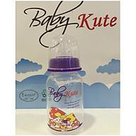 Bình sữa bằng nhựa PP Baby Kute 125ML thumbnail