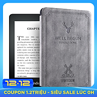 Bao Da Dành Cho Máy Đọc Sách Kindle Paperwhite Gen 4 10th Hàng Chính Hãng Helios thumbnail