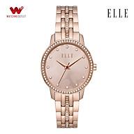 Đồng hồ Nữ Elle dây thép không gỉ 34mm - ELL21026 thumbnail