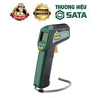 Máy đo thân nhiệt,Máy đo nhiệt độ hồng ngoại SATA 03031 thumbnail