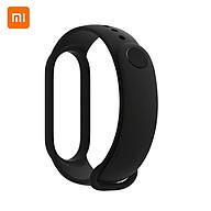 Xiaomi Mi Band 5 Dây đeo Vòng đeo tay Thay thế Đồng hồ Thể thao Dây đeo TPU Dây đeo Thoáng khí Mềm mại thân thiện với da Thông minh thumbnail
