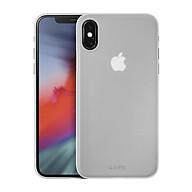 Ốp cho iPhone X XS LAUT Slimskin - Ha ng chi nh ha ng thumbnail