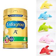 Sữa Bột Enfagrow A+ 4 (830g) - Tặng Đồ Chơi Cá Heo Pipobun thumbnail