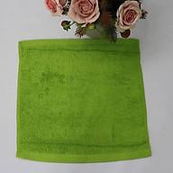 Combo 5 Khăn La m Nail Cotton Nam Phong 34 34cm - ma u Xanh Rêu thumbnail