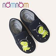 Giày trẻ em nomnom EP B1940 xanh chàm thumbnail