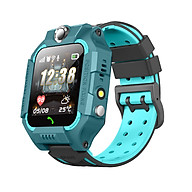 E19 Children s Positioning Watch Intelligent Phone Watch IP67 Waterproof Body Temperature Detection Energy-saving thumbnail