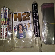Combo 100 túi bọc truyện tranh khổ lớn H2 Inu thumbnail