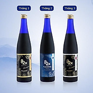 DA TRẮNG KHÔNG BẮT NẮNG Combo 3 Chai PLACENTA + SAKURA PLACENTA + SAKURA COLLAGEN Nước Uống Đẹp Da Từ Nhật Bản Số 1 VN thumbnail