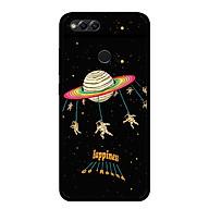 Ốp lưng cho điện thoại Huawei Honor 7X - 0311 SPACE02 - Viền TPU dẻo - Hàng Chính Hãng thumbnail