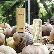 Dầu dừa tinh khiết nguyên chất Organic chai 500ml thumbnail