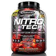 Sữa Tăng Cơ Nitro Tech 4lbs (1.8kg) thumbnail