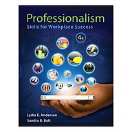 Professionalism Skills for Workplace Success Edition 4 thumbnail