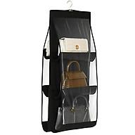 Túi treo giỏ xách 6 ngăn 3 tầng đa năng, tiện lợi 36x85cm thumbnail