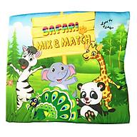 Sách Vải Pipovietnam Chủ Đề Safari Mix & Match thumbnail