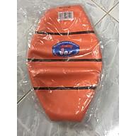 Banh bóng rổ size 3,5,6,7 màu cam hàng việt nam chất lượng cao thumbnail