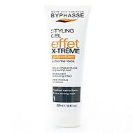 Gel định hình tóc cực mạnh x- trême Byphasse 250ML thumbnail