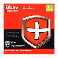Phần Mềm diệt Virut của Người Việt BKAV Pro Internet Security 1PC 1 năm - Hàng Chính Hãng (Tặng kèm bộ vệ sinh máy tính) thumbnail