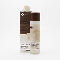 Sữa rửa mặt chiết xuất từ sữa dê dạng bọt XAIVITA GOAT MILK BUBBLE FOAM CLEANSING thumbnail