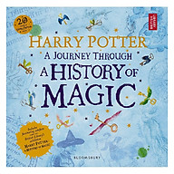 Harry Potter A Journey Through A History of Magic (English Book) thumbnail