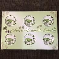 Xà phòng handmade Trái nhàu Noni - Set 6 soap - Adeva Naturals thumbnail