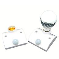 Đui đèn cảm ứng hồng ngoại thông minh siêu tiện ích thumbnail