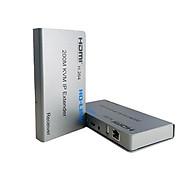 Bộ chuyển đổi hdmi sang lan 200m có cổng usb HL-HDMI-200KVM Ho-Link - Hàng chính hãng thumbnail