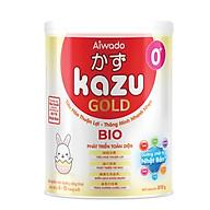 [Tinh tuý dưỡng chất Nhật Bản] Sữa bột KAZU BIO GOLD 810g 0+ (dưới 12 tháng) thumbnail