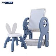 Bộ bảng vẽ kèm ghế ngồi đa năng cho bé BBT GLOBAL BV6601 thumbnail