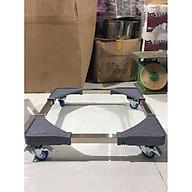 Kê chân máy giặt tủ lạnh có 4 bánh xe - Hoạt Tiết Ngẫu Nhiên - Hàng Chính hãng thumbnail