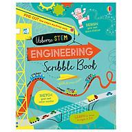 Usborne Engineering Scribble Book thumbnail