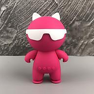 Loa Bluetooth Mini Big Hero GUTEK KC-N1 Kiểu Dáng Cầm Tay Nhỏ Gọn, Nghe Nhạc Không Dây Âm Thanh Chất Lượng, Bass Chất, Đọc Usb Thẻ Nhớ, Đài FM, Cổng 3.5, Nhiều Màu Sắc - Hàng Chính Hãng thumbnail