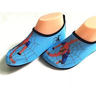 Giày Đi Dưới Nước Trẻ Em chống trơn trượt, gọn nhẹ, sử dụng nhiều lần, phù hợp đi du lich, thân thiện với môi trường, chịu nước tốt và nhanh khô, nhiều màu lựa chọn (SK019) Spiderman thumbnail