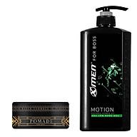 Combo Sữa tắm nước hoa X-Men for Boss Motion 650g + Pomade tạo kiểu tóc High Hold 60g thumbnail