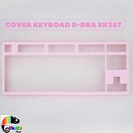Cover bàn phím E-Dra EK387, RGB, Pro, Pro Cherry I Edra Pink Cover thumbnail