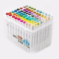 Màu Marker Touch Soft Head đời 7 loại 24 40 60 80 màu thumbnail