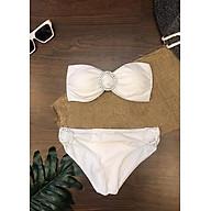 Bộ Bikini Đi Biển Cúp Ngực Phối Khoen - SEA002 thumbnail