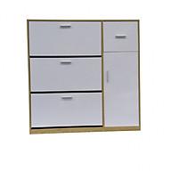 Tủ Giày Thông Minh TH01 - Vàng Trắng E1 thumbnail