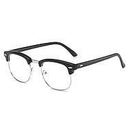 Anti Blue-ray Glasses Universal Blue Light Blocking Glasses Fatigue Proof Lightweight Eye Protection Glasses Orange+Gold thumbnail