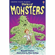Usborne Young Reading Series One Stories of Monsters + CD thumbnail