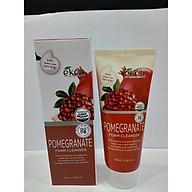 Sữa rửa mặt Lựu - Ekel Foam Cleanser Pomegranate 100ml (Tặng 2 mặt nạ Jant Blanc) thumbnail