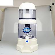 Bình Lọc nước uống trực tiếp 15L, có linh kiện thay thế One Mom, sứ cao cấp và trụ lọc 5 tầng-hàng chính hãng thumbnail