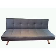 Sofa Giường Nằm Cao Cấp_Sofa Bed Xuất Khẩu Châu Âu Kiểu Hiện Đại_Bọc Vải Bố Mịn Màu Xám_Dài 168 x 96 thumbnail