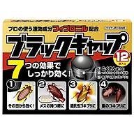 Hộp 12 viên diệt gián của Nhật Bản thumbnail